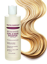 Product Review Youth Formula Curl & Wave Shampoo