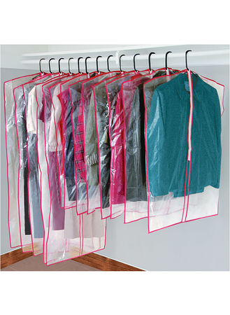 Main Zippered Garment Bags