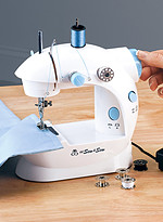 Product Review Compact Sewing Machine