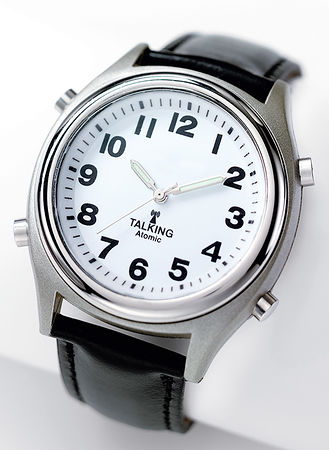 Main Talking Atomic Watch