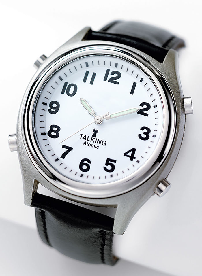 Talking Atomic Watch