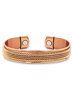 Product Review Copper Magnetic Bracelet