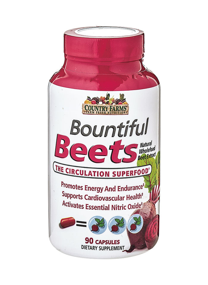 Country Farms Bountiful Beets Capsules