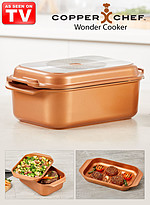 Product Review Copper Chef™ WonderCooker XL
