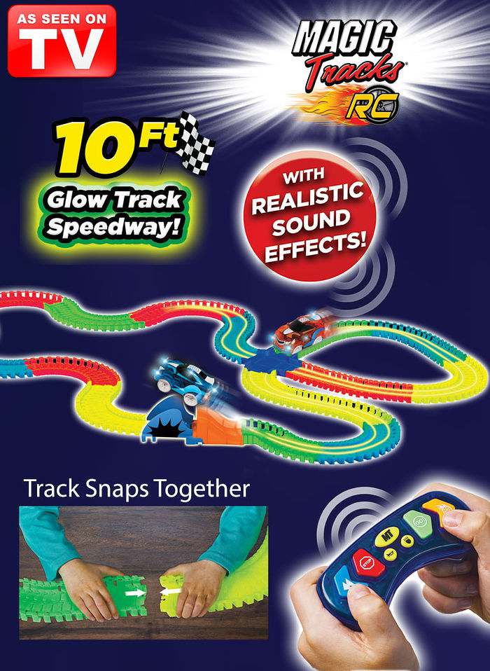 Magic Tracks® RC