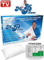 Product Review My Pillow� Standard Medium