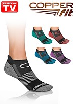 Product Review Copper Fit� Sport Socks
