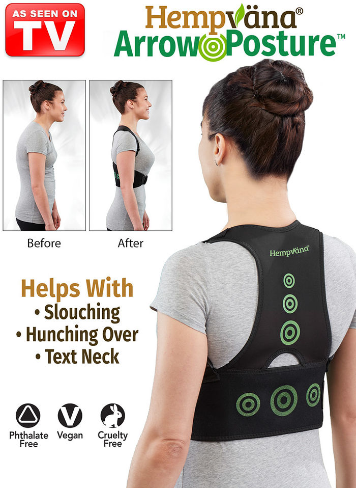 Hempvana® Arrow Posture™