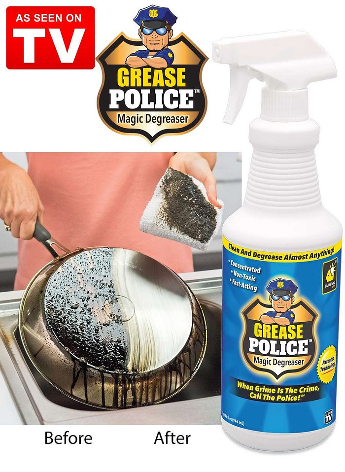 Grease Police™