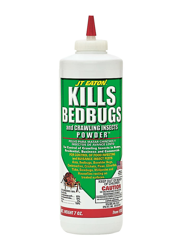 Kills Bedbugs