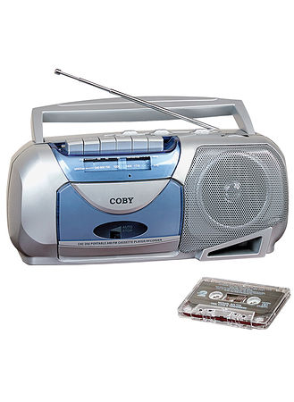 Main Deluxe Cassette Player/Recorder