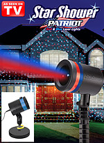 Product Review Star Shower� Patriot�