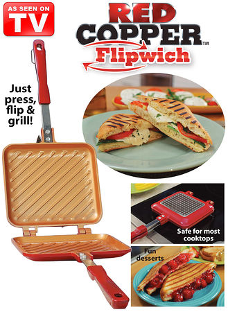 Main Red Copper™ Flipwich