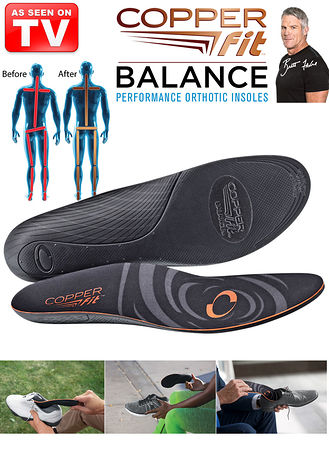 Main Copper Fit™ Balance Insoles