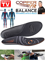 Product Review Copper Fit™ Balance Insoles