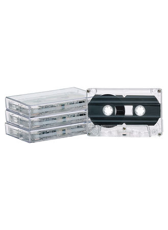 Main Cassette Tapes
