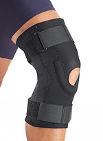 Product Review Hinged Knee Brace