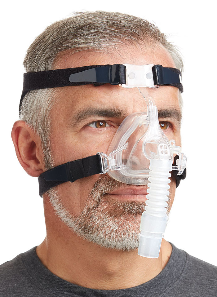 NasalFit Deluxe CPAP Mask