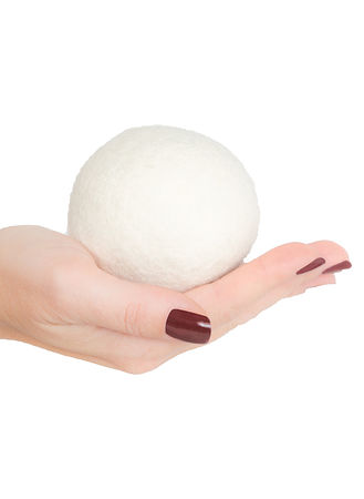 Main Organic Wool Dryer Balls