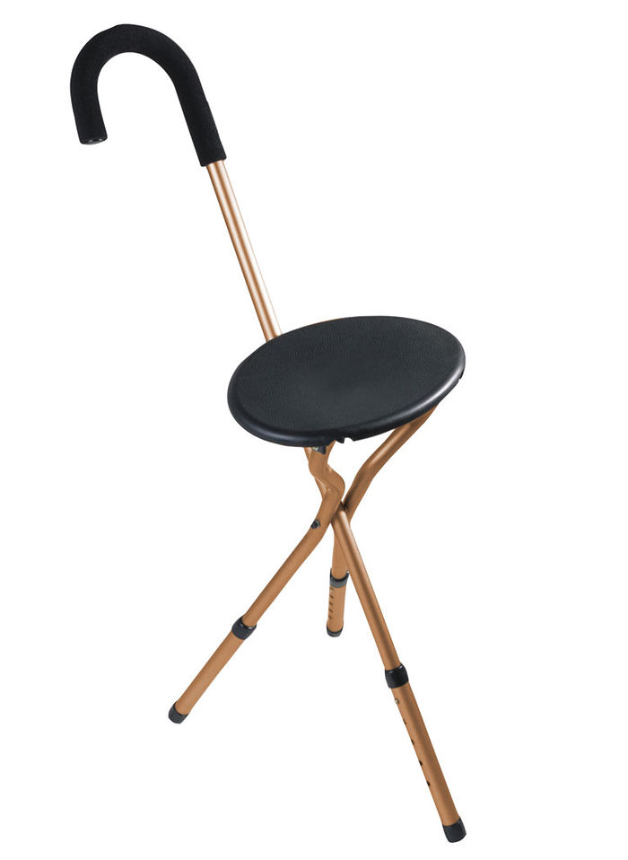 Adjustable Seat Cane