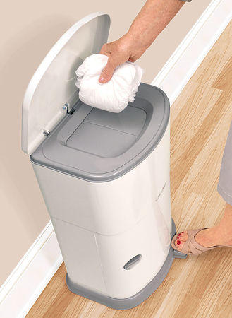 Main Diaper Disposal System