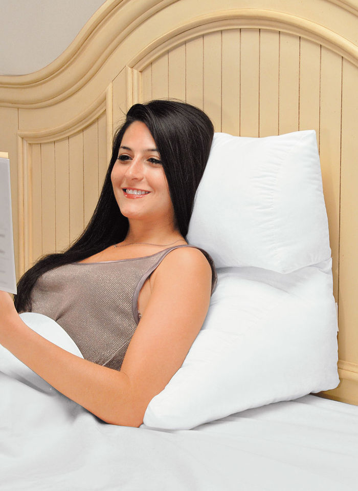 10-in-1 Flip Pillow