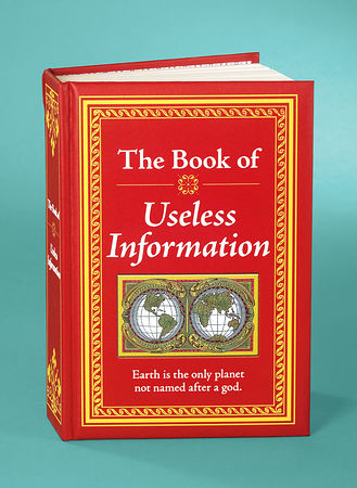 Main Useless Information Book