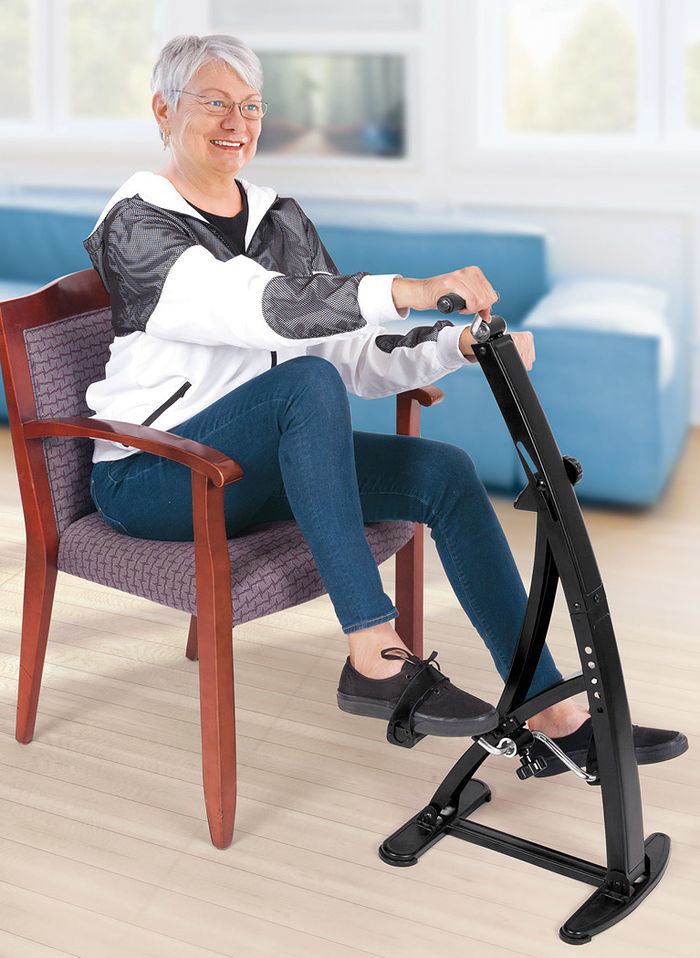 Deluxe Exercise Bike