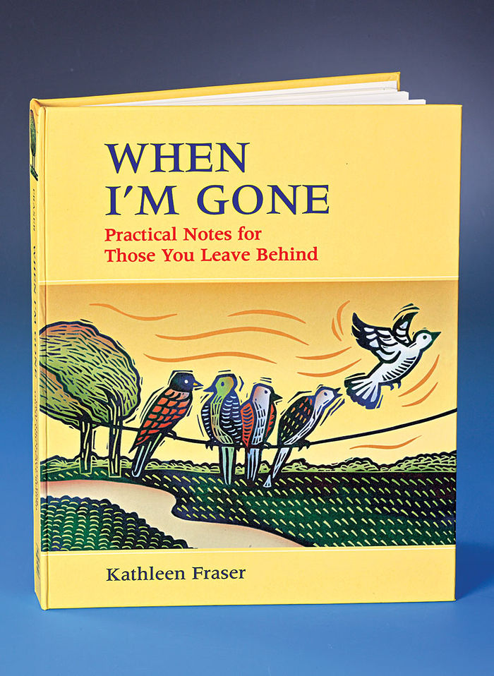 When I am Gone Book