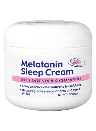 Main Melatonin Sleep Cream
