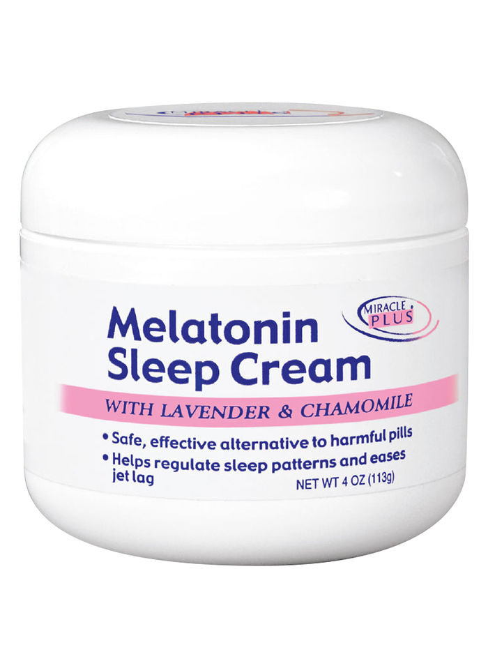Melatonin Sleep Cream