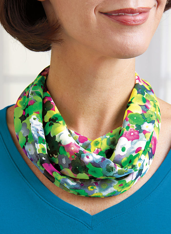 Magnetic Neck Cowls