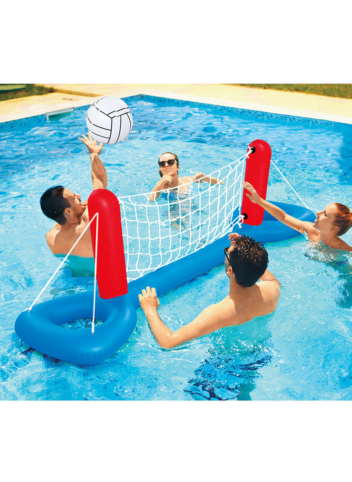 Inflatable Pool Volley Set