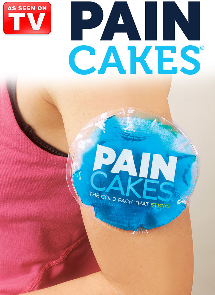 Pain Cakes - Large
