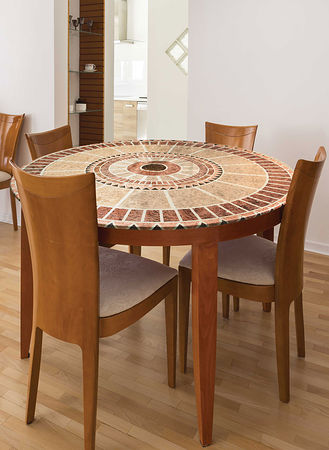 Elastic Table Cover Harriet Carter, Round Table Cover With Elastic