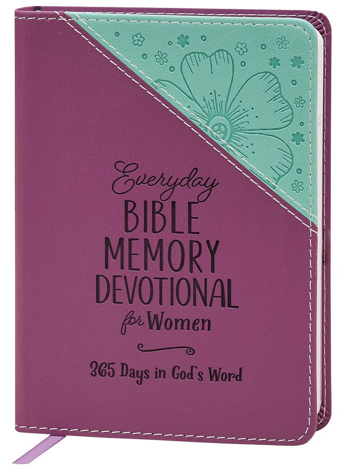 Everyday Bible Memory Devotional for Women